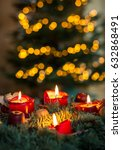 Small photo of Advent wreath