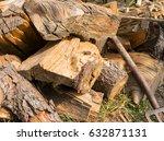 wood | Shutterstock . vector #632871131