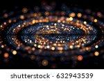 abstract bokeh background | Shutterstock . vector #632943539
