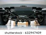 Small photo of Suspension car, Suspension Pickup truck