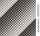 vector seamless geometric... | Shutterstock .eps vector #632949311