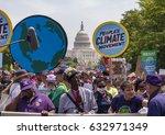 washington  dc  usa   april 29  ... | Shutterstock . vector #632971349