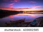 sea beautiful good morning... | Shutterstock . vector #633002585