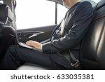 transport  business trip ... | Shutterstock . vector #633035381