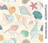 summer paradise holiday marine...   Shutterstock .eps vector #633044921
