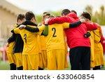 football  soccer  handball ... | Shutterstock . vector #633060854