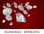 diamond. | Shutterstock . vector #633061331