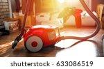 vacuum cleaner | Shutterstock . vector #633086519