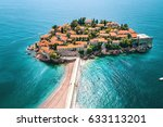 aerial  drone  view of saint... | Shutterstock . vector #633113201