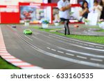 toy remote control racing car | Shutterstock . vector #633160535