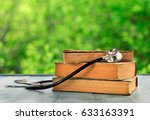 concept of medical education.... | Shutterstock . vector #633163391