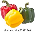 Peppers  Completely Isolated O...