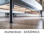 dust and dirt dirt under the... | Shutterstock . vector #633204611