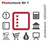 checklist icon vector flat...