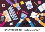 design process   Shutterstock .eps vector #633226424