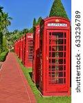 Red Callbox