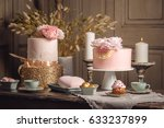 Luxury Wedding Table With A...
