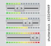 interface slider. from minimum...