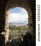 mediterranean landscape from...   Shutterstock . vector #633302615