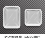 disposable food pack isolated... | Shutterstock .eps vector #633305894