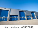 industrial unit with roller... | Shutterstock . vector #63332239