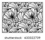 floral decorative ornamental...