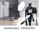 Modern Photo Studio With...