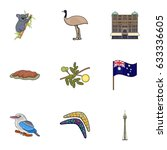 national symbols of australia....