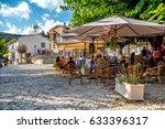 omodos  cyprus   october 04 ... | Shutterstock . vector #633396317