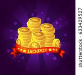 jackpot winner background....
