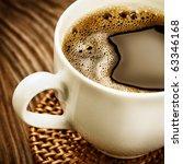 coffee | Shutterstock . vector #63346168