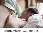 portrait of mother...   Shutterstock . vector #633481715
