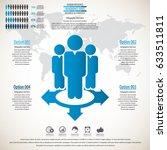business management  strategy... | Shutterstock .eps vector #633511811