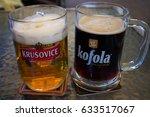 liptovsky mikulas  slovakia  ... | Shutterstock . vector #633517067
