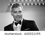 george clooney attends the ... | Shutterstock . vector #633521195