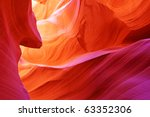 The Antelope Canyon  Page ...
