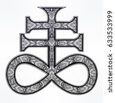 The Satanic Cross  Known As Th...