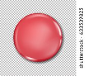 vector blank button design....