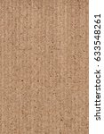 recycled brown corrugated... | Shutterstock . vector #633548261