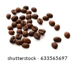 about coffee | Shutterstock . vector #633565697