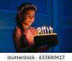 Birthday. A Little Sweet Girl...