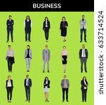 business people lifestyle... | Shutterstock . vector #633714524