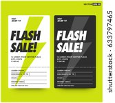 flash sale card ui design with...
