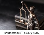 law. | Shutterstock . vector #633797687