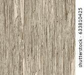 distressed wood texture.... | Shutterstock .eps vector #633810425