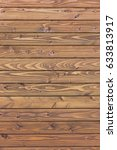 wooden board texture background | Shutterstock . vector #633813917