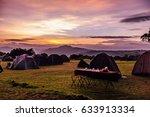 Camping Near Ngorongoro Crater...