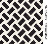 vector seamless pattern. modern ... | Shutterstock .eps vector #633928787