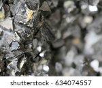 focused left part of image... | Shutterstock . vector #634074557