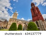 maastricht  a university city... | Shutterstock . vector #634137779
